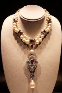 La perla peregrina