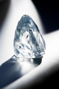 Descubierto nuevo diamante azu