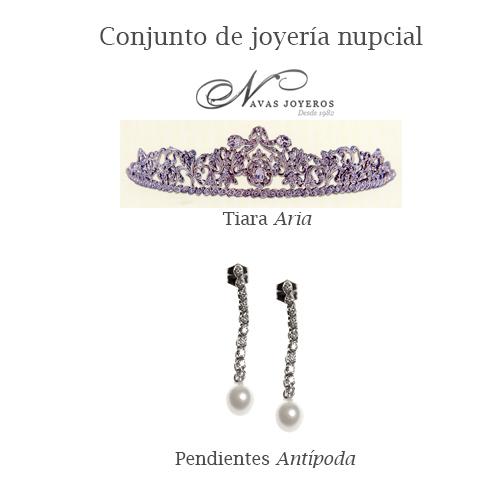 conjunto joyas princesa belgica