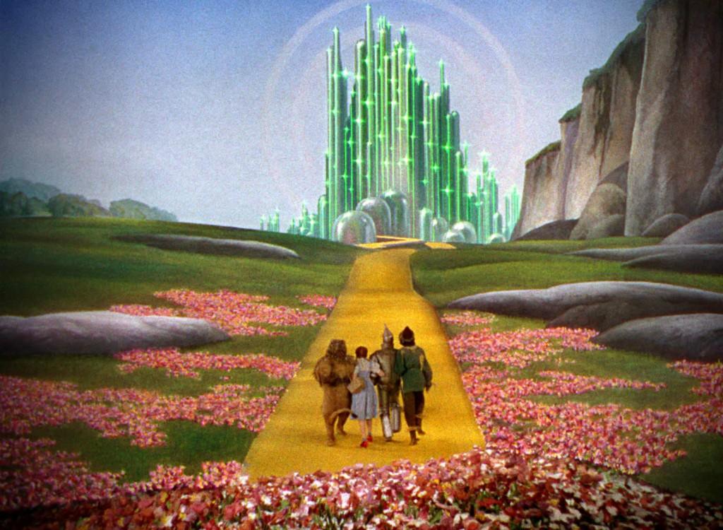 Resultado de imagen de ciudad esmeralda