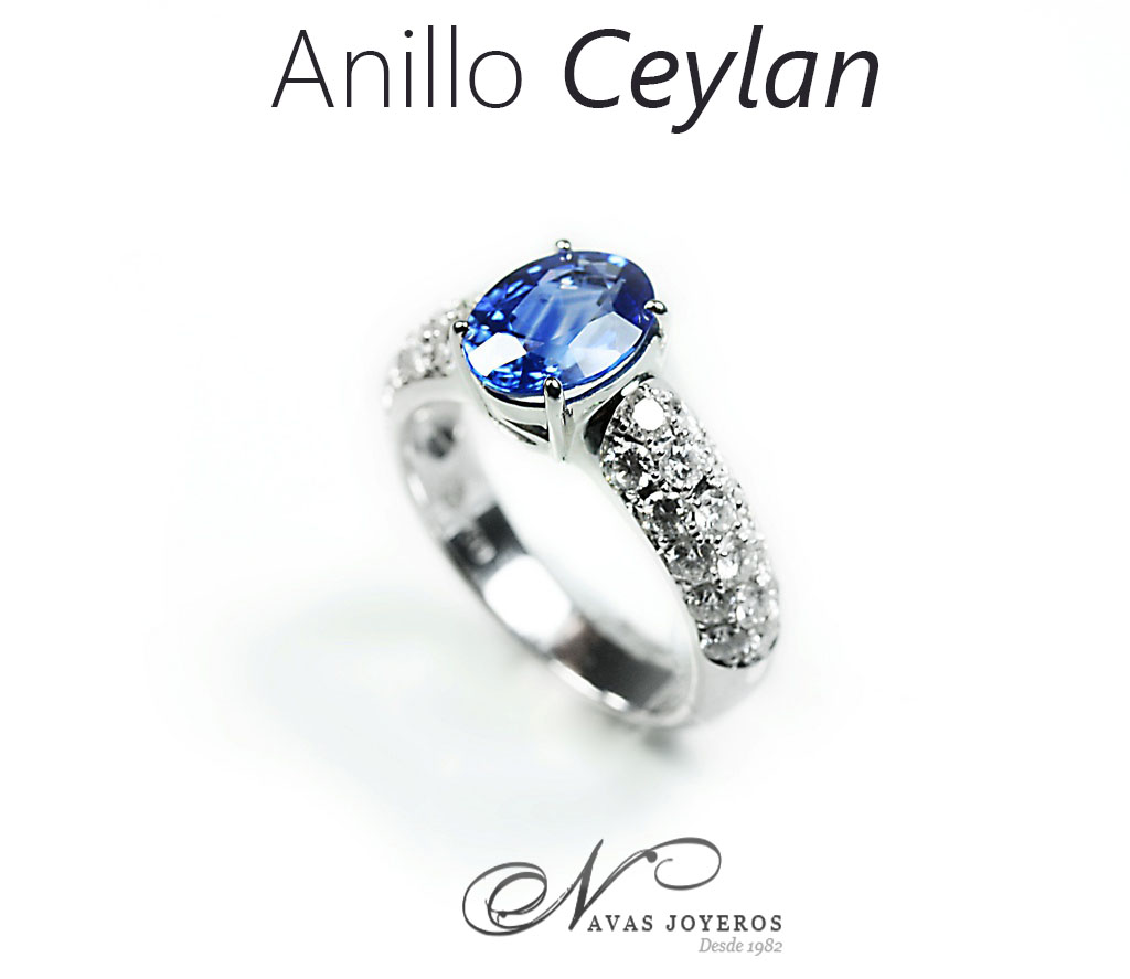 anillo ceylan