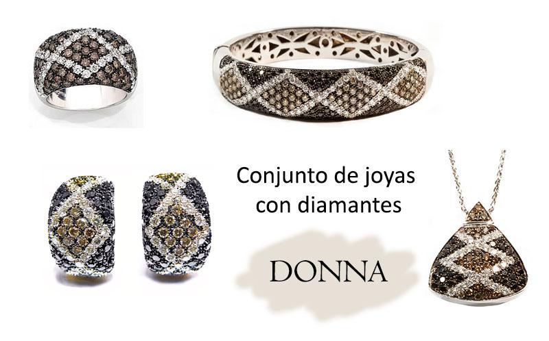 CONJUNTO DE JOYAS DONNA