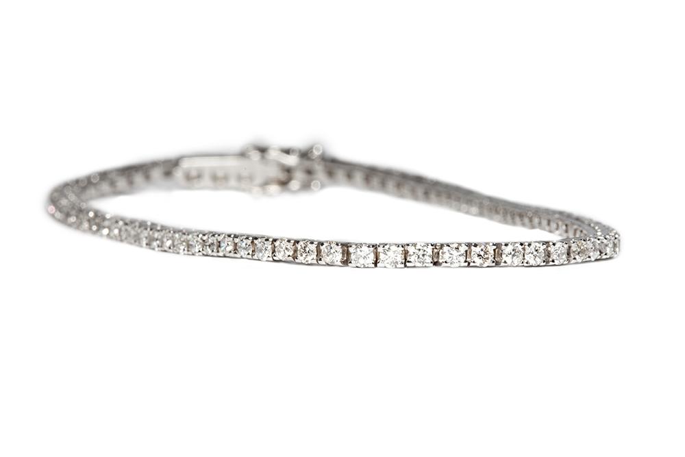 pulsera de diamantes adana