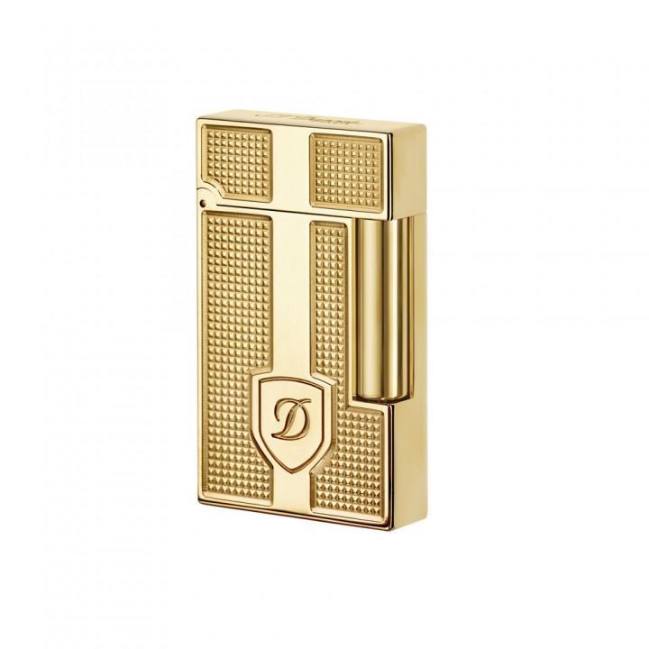ST_Dupont_lighters_briquet-ligne-2-blason-et-pointes-de-diamant-or-jaune_016431_1_01