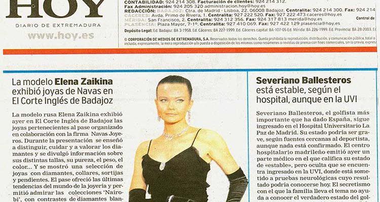 diario hoy de extremadura