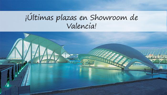 Horas disponibles para showroom de valencia a punto de - Disenadores en valencia ...