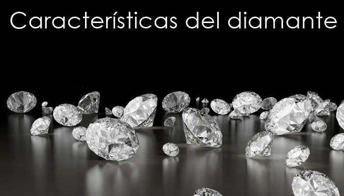 características del diamante