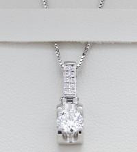 DELHOS, Colgante de diamantes