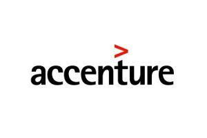 Logo de la empresa Accenture