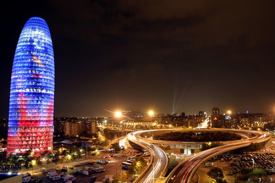 barcelona-noche