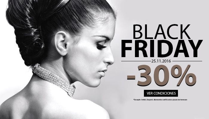 Black Friday Navas Joyeros