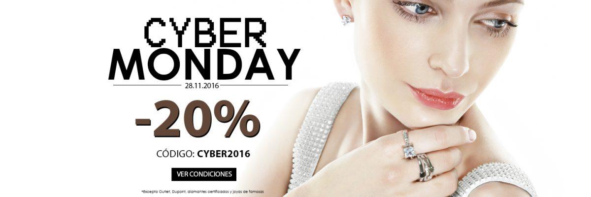 Cyber Monday Navas Joyeros