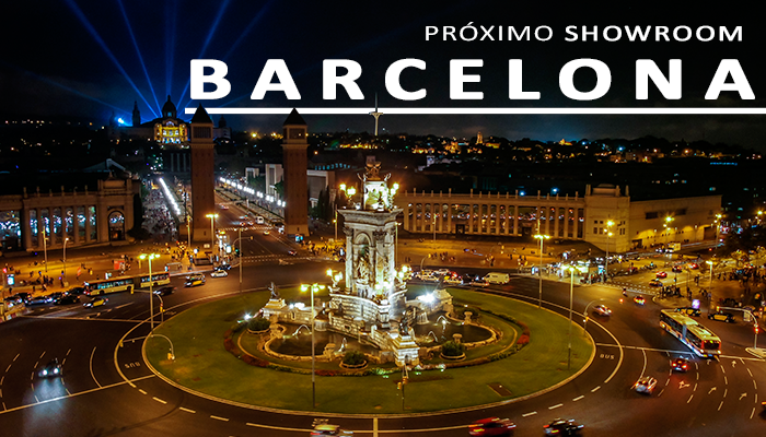 Showroom Navas Joyeros Barcelona