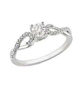 DUYOS 6, Solitario de diamantes