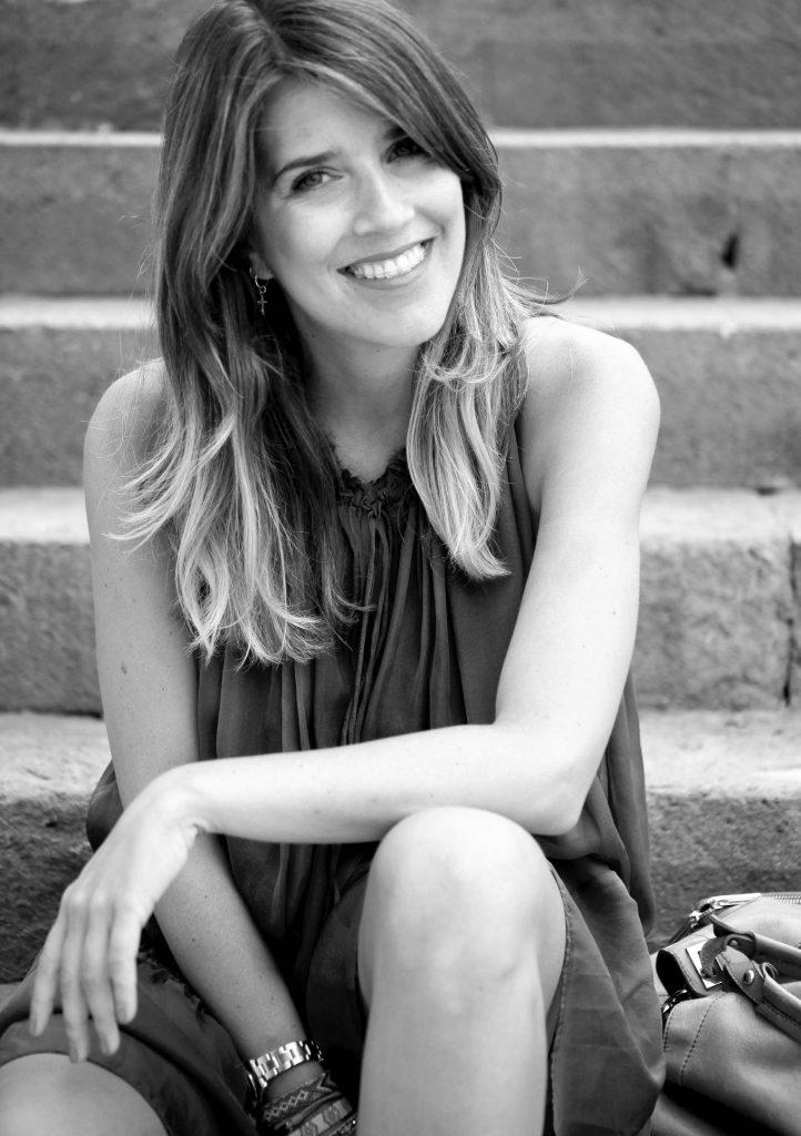 La blogger Marta Ibrahim