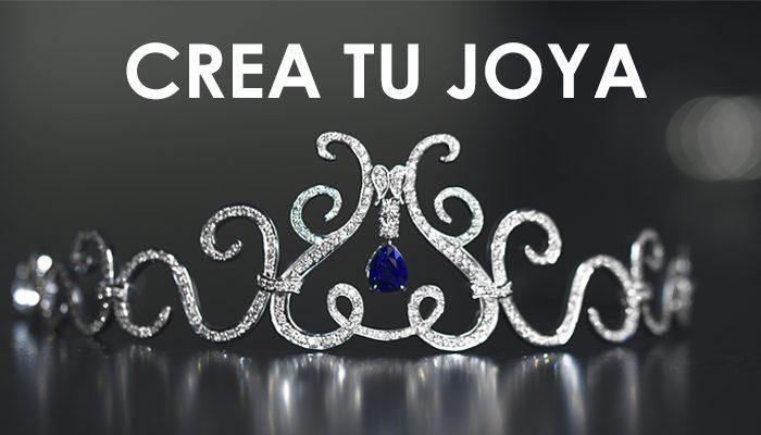 Crea tu joya a medida