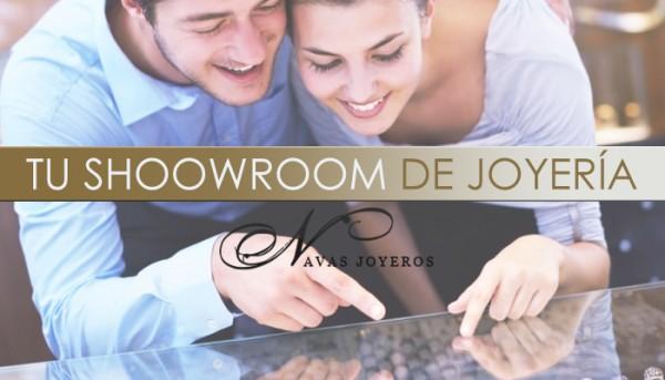 showroom de joyería