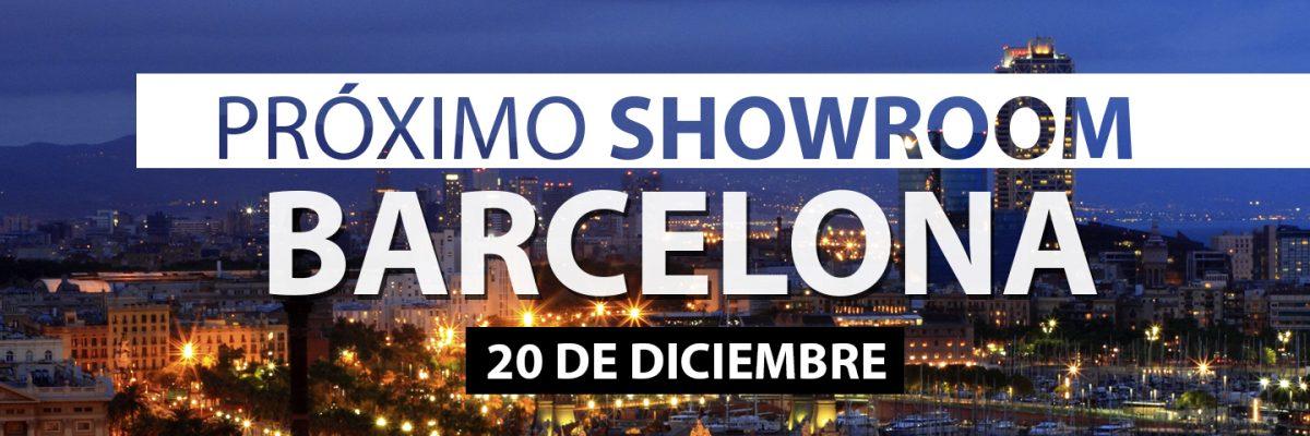 Showroom de Barcelona