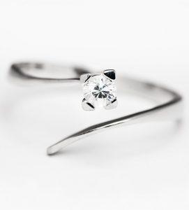AIRE, Solitario de diamante