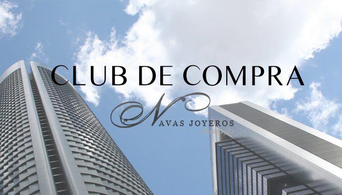 club de compra Navas Joyeros