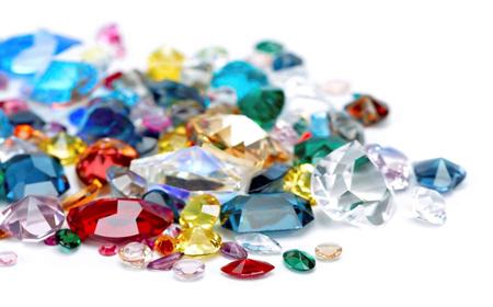 pulseras de piedras preciosas