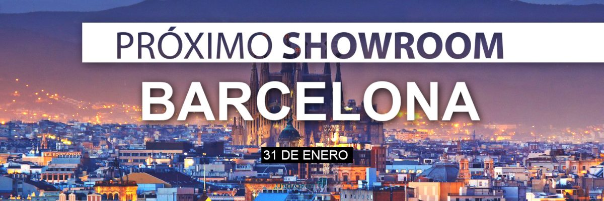 showroom de barcelona