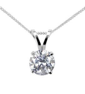 GRACE, Colgante de diamantes