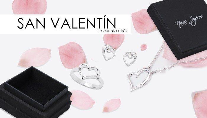 San Valentín en Navas Joyeros