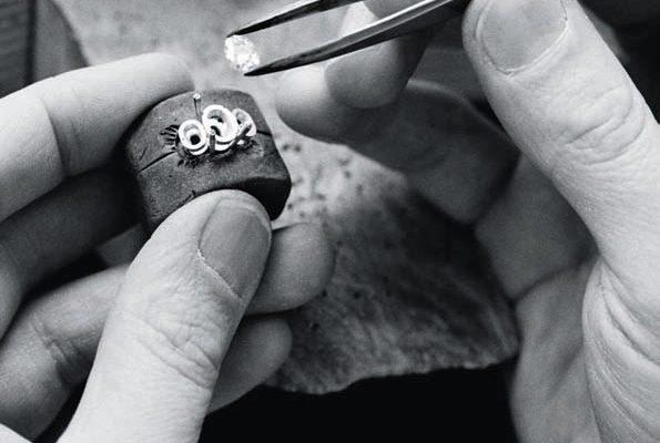 fabricar pulsera de diamantes