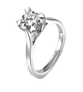 Solitario de diamantes PATRICIA
