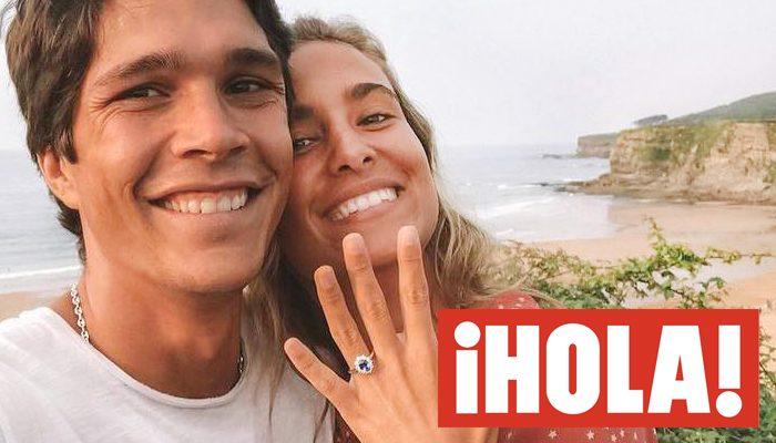 Navas joyeros en la revista Hola