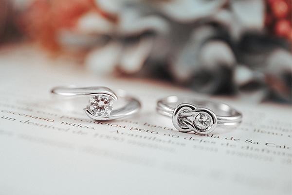 anillo de diamantes beso 2