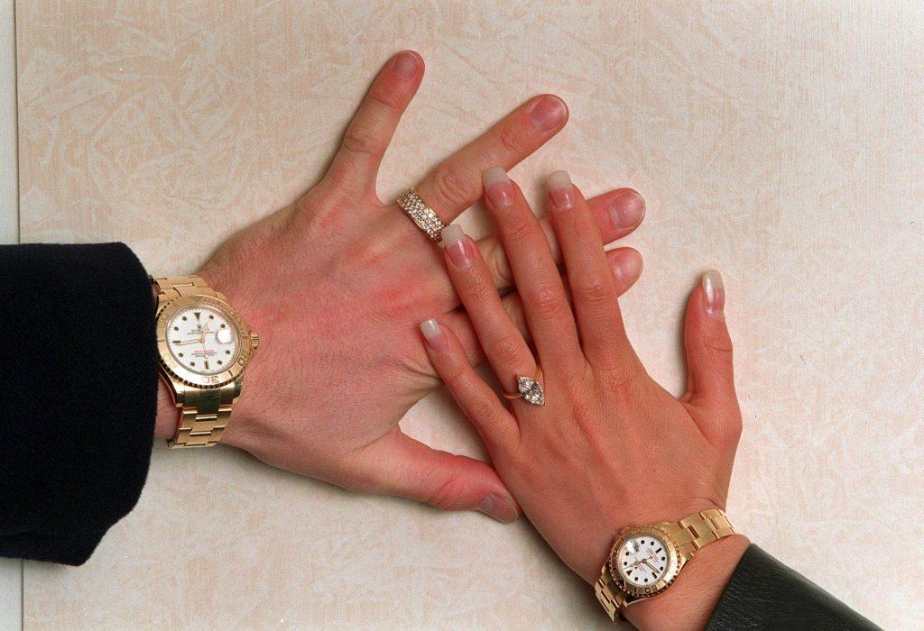 anillo compromiso de victoria beckham