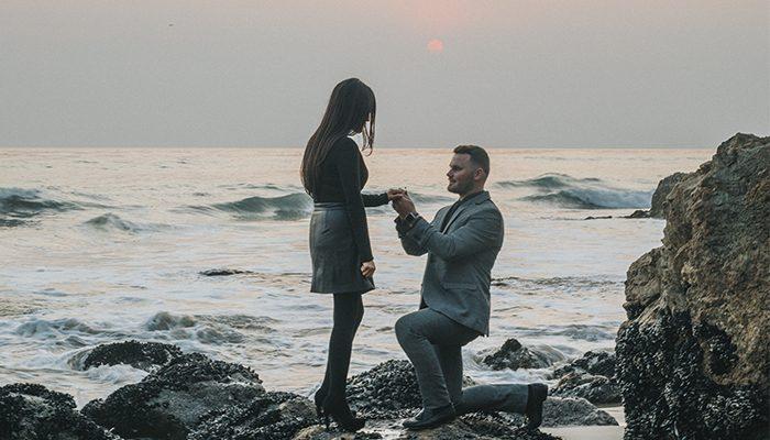 pedida de matrimonio